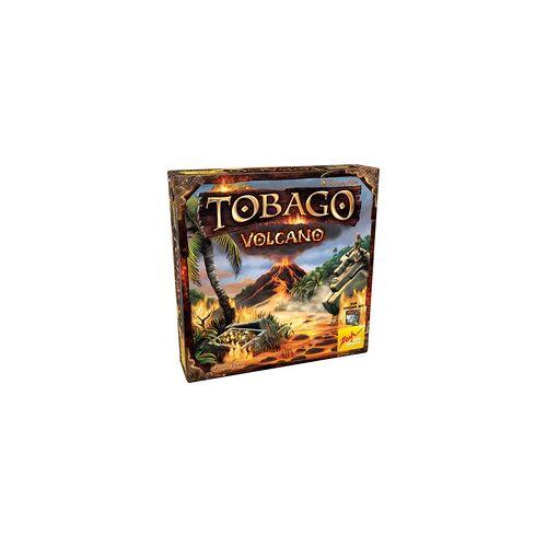 Zoch Tobago Volcano, Brettspiel