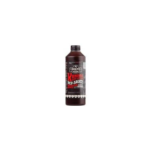 Grate Goods Kansas City Red Barbecue Sauce