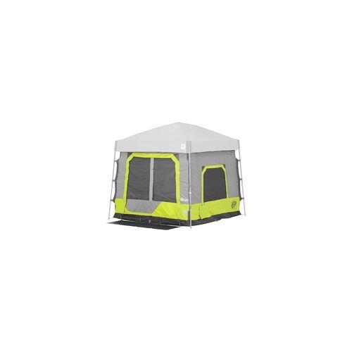 E-Z Up Einhängezelt Camping Cube 5.4 Angled, Limeade