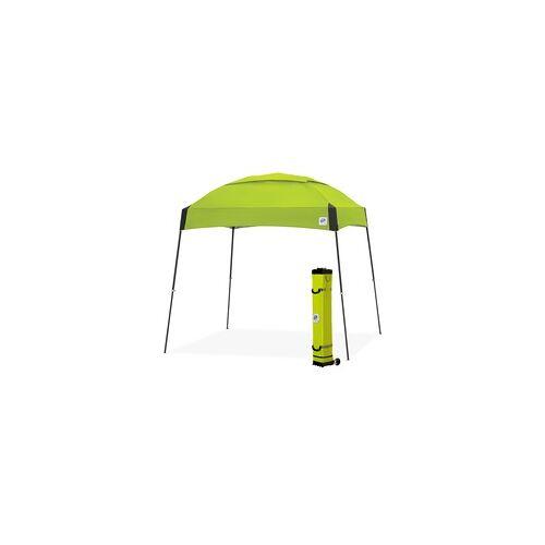 E-Z Up Faltzelt Dome 3x3m Color Limeade, Pavillon