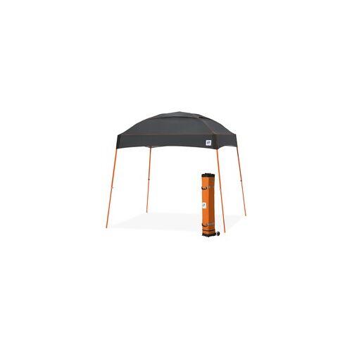 E-Z Up Faltzelt Dome 3x3m Color Steel Gray, Pavillon