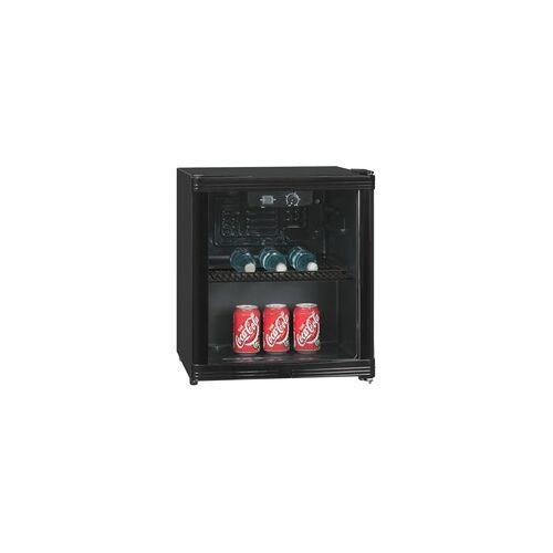Exquisit KB 01-4.2 G sw, Getränkekühlschrank