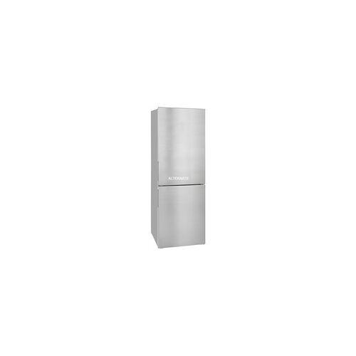 Exquisit KGC 320/90-4 A++Inoxlook, Kühl-/Gefrierkombination