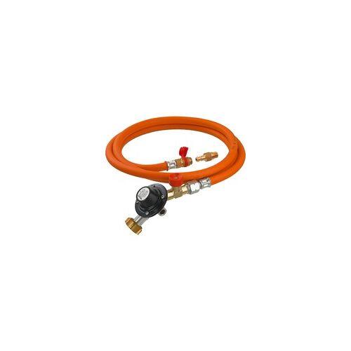 GOK Regler-Schlauch-Set M50-F/SBS, 2kg/h, Regulierventil