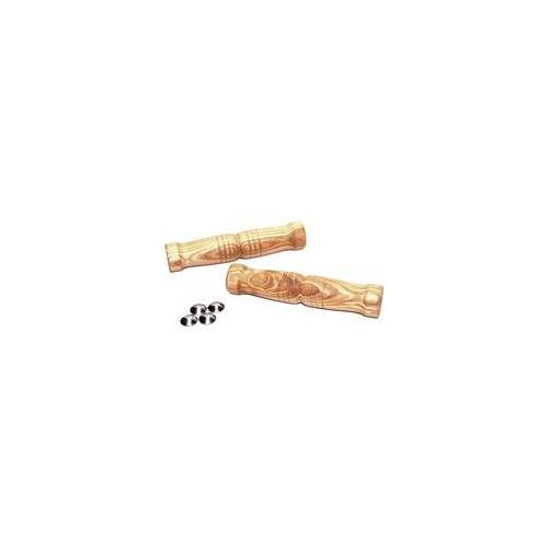 Joe´s Barbeque Joe´s BBQ Holzgriffe lang Paar JS-33619