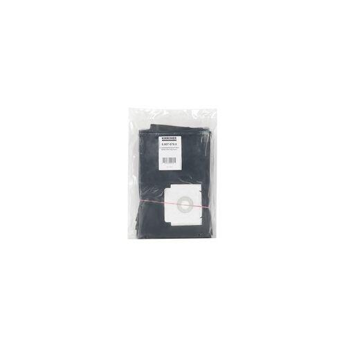 Kärcher Sicherheitsfiltersack 6.907-579.0 mit Entsorgungsbeutel, Staubsaugerbeutel