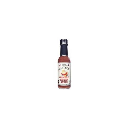 Old Texas Chipotle Pepper Sauce