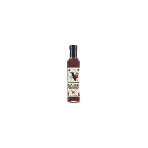 Old Texas Whiskey Pepper Steak Sauce