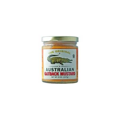 The Original Australian Outback Mustard, Sauce