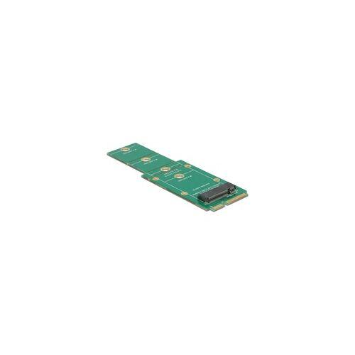 Delock Adapter mSATA - M.2 NGFF Slot