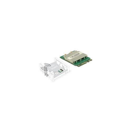 Delock M.2 Modul - WLAN+ Bluetooth 4.0, LAN-Adapter