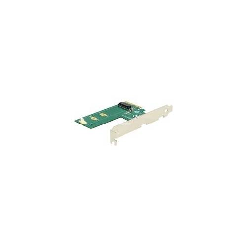 Delock PCIe x4  1 x M.2 Key M NVMe, Serial ATA-Controller