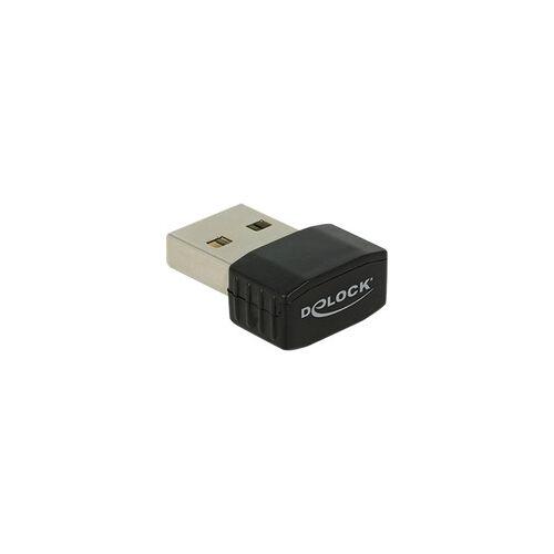 Delock WLAN USB2.0 Stick Nano, WLAN-Adapter