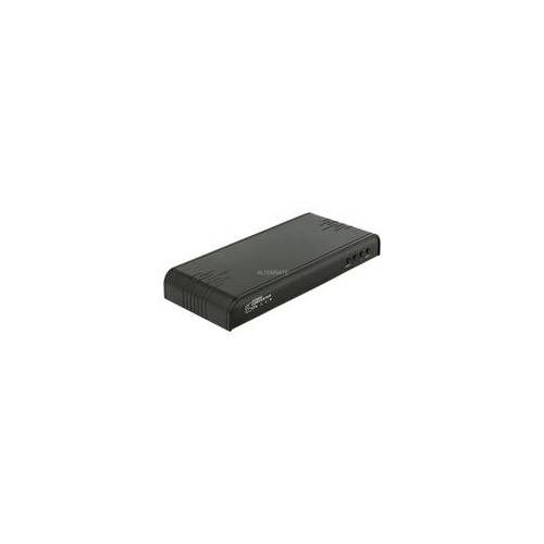 Delock Konverter CVBS / YPbPr / VGA  HDMI mit Scaler