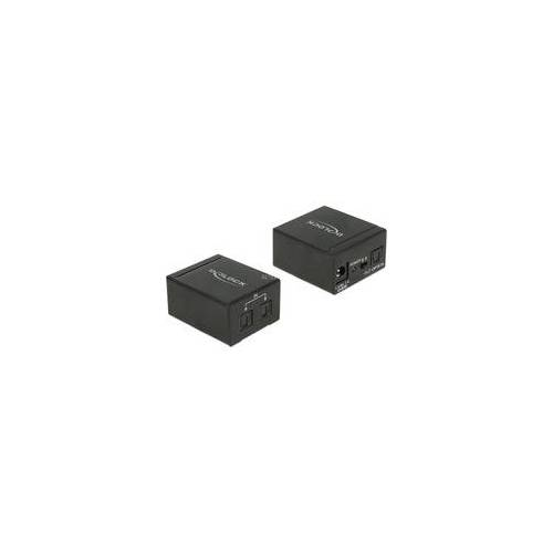 Delock Switch 2x TOSLINK in  1x TOSLINK out