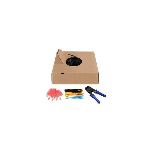 Goobay CAT.6 Outdoor-Patchkabel-Set U/UTP