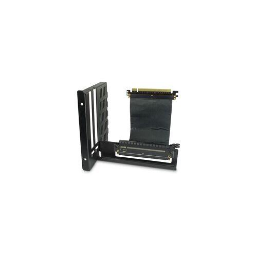 Inter-Tech Umbausatz vertikal für Grafikkarte, Adapter