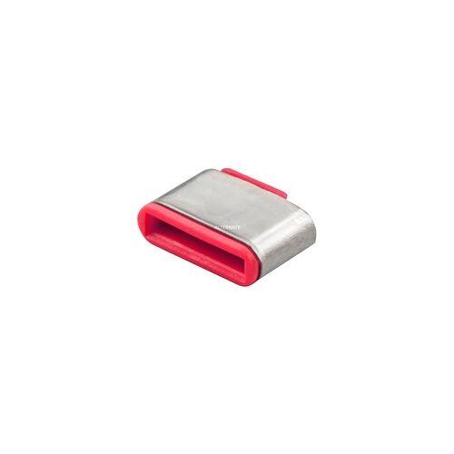 Lindy USB Typ C Port Schloss 10 Stück, Sicherheit
