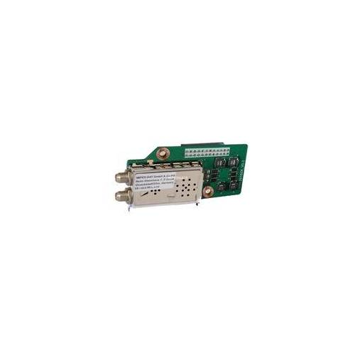 GigaBlue Twin DVB-C/T2 HD Hybrid, Tuner