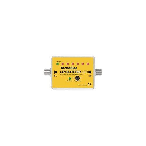 Technisat Digitales Levelmeter, Messgerät