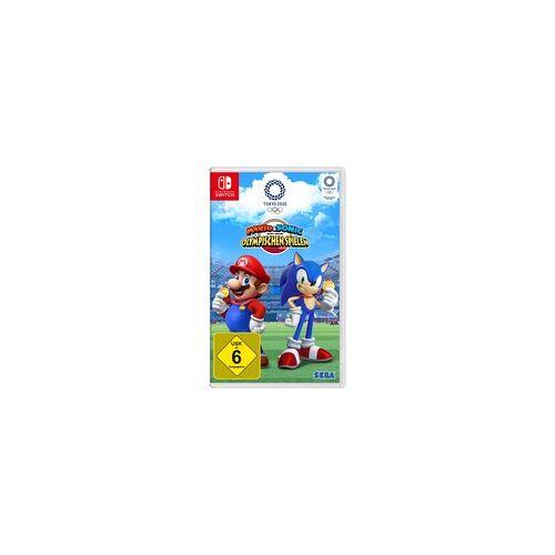 Nintendo Mario & Sonic bei den Olympischen Spielen: Tokyo 2020, Nintendo Switch