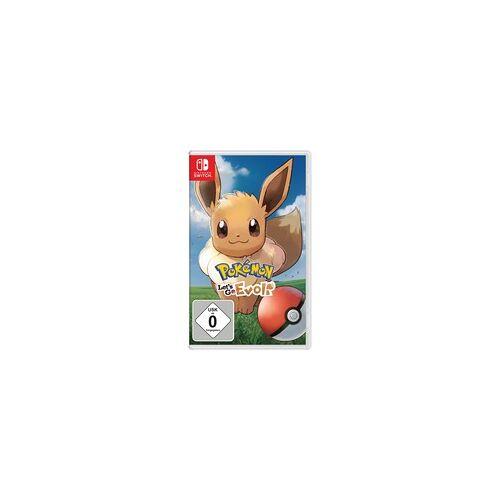 Nintendo Pokémon: Let''s Go, Evoli!, Nintendo Switch-Spiel