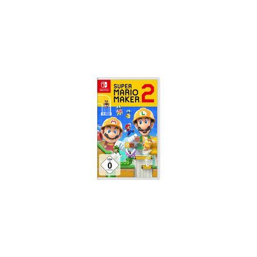 Nintendo Super Mario Maker 2, Nintendo Switch-Spiel