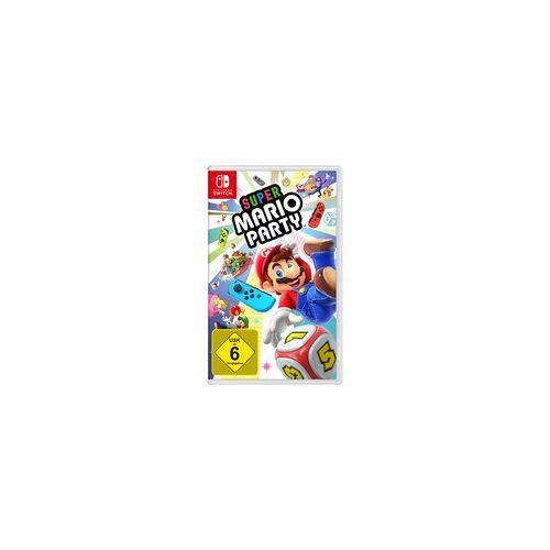 Nintendo Super Mario Party, Nintendo Switch-Spiel