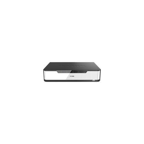 D-Link DNR-2020-04P JustConnect Netzwerk-Videorecorder, Netzwerk-Videorekorder