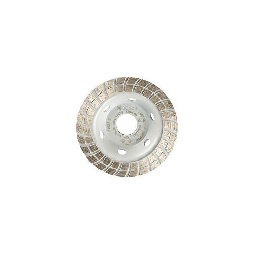 Bosch Diamant-Topfscheiben Standard for Concrete Turbo, 105mm, Schleifscheibe