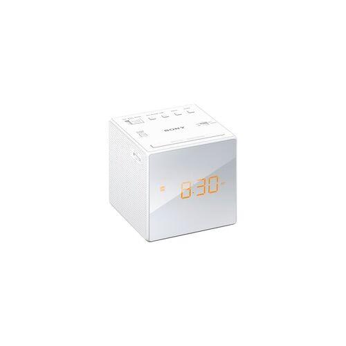 Sony ICF-C1W, Radiowecker