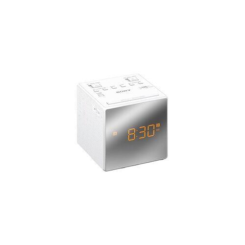 Sony ICF-C1TW, Radiowecker