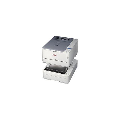 OKI 530-Blatt-Papiermagazin 44472102, Papierzufuhr