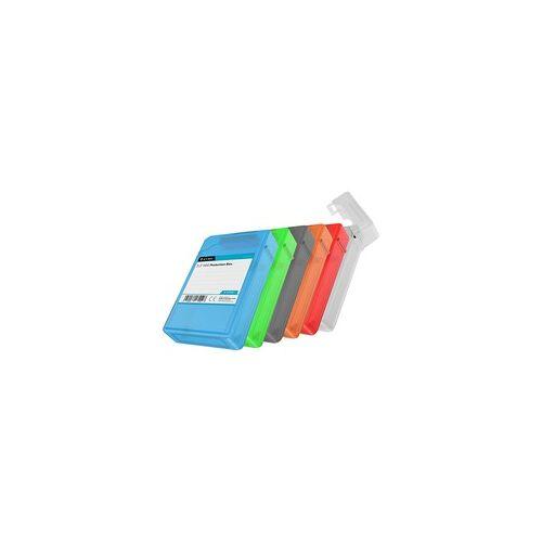 Icy Box IB-AC602b-6 Schutzgehäuse, Schutzhülle