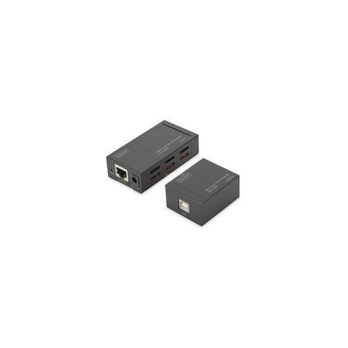 Digitus USB 2.0 Extender Set, USB-Extender