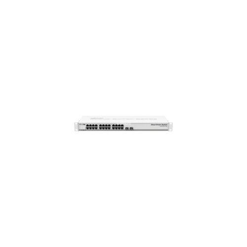 MikroTik CSS326-24G-2S+RM, Switch