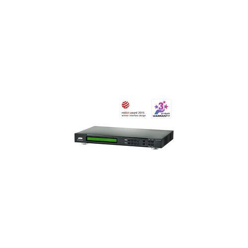Aten 4 x 4 DVI Matrix Switch mit Videowall & Scaler, DVI Switch