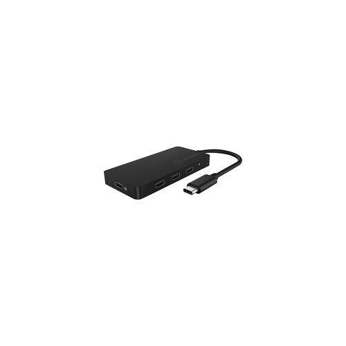 Icy Box IB-HUB1429-CPD, USB-Hub