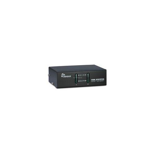 Inter-Tech KVM Switch AS-21UA, KVM-Switch