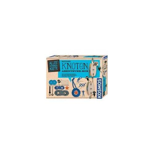 Kosmos Bastelbox Knoten Abenteuer-Box, Basteln