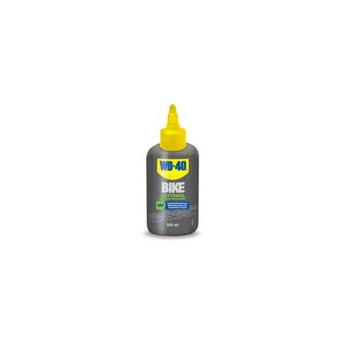 WD-40 BIKE Kettenöl, Trockene Bedingungen, 100ml