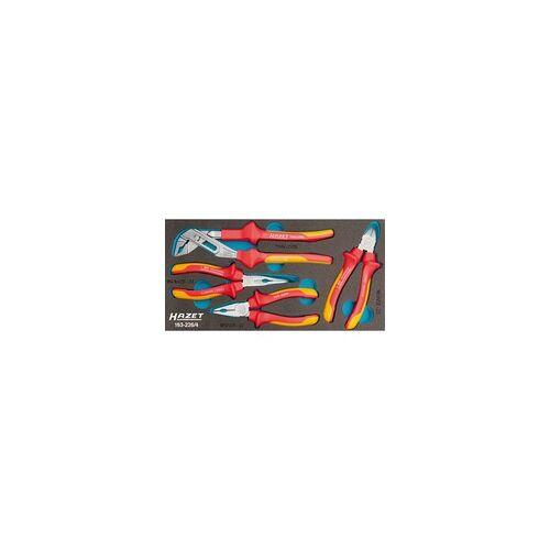 Hazet Zangen-Satz VDE 163-226/4, Werkzeug-Set