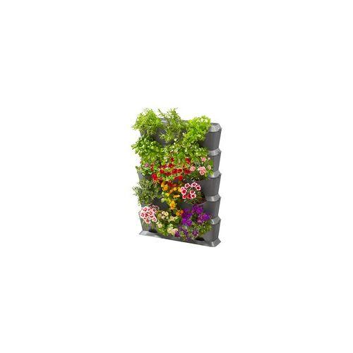 Gardena NatureUp! Set Vertikal, mit Bewässerung, Pflanzbehälter