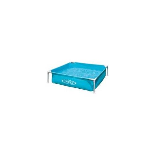 Intex Frame Pool Mini, 122 x 122 x 30cm, Schwimmbad