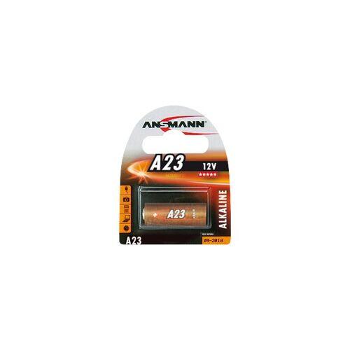 Ansmann A23, Batterie