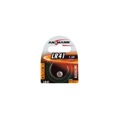 Ansmann LR41, Batterie