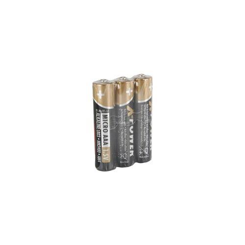 Ansmann X-Power, Batterie