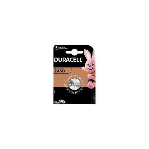 Duracell CR2450, Batterie