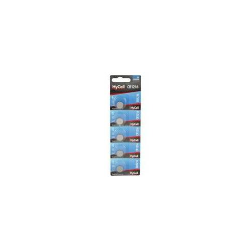 HyCell Lithium Knopfzellen CR1216, Batterie