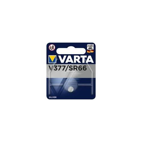 Varta Professional V377, Batterie